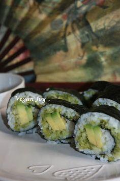 vegan joy: Green Sushi