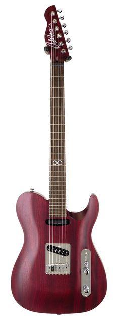 Chapman Guitars RC - One of the most beautifully understated guitars I've… Music Guitar, Guitar Amp, Cool Guitar, Acoustic Guitar, Mundo Musical, Basic Guitar Lessons, Guitar Photos, Cool Electric Guitars, Guitar Pickups