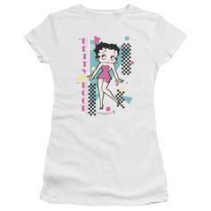Boop/Booping 80S Style Junior Sheer in, Girl's