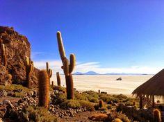 Salar de Uyuni |||| Tourist attractions in Bolivia