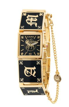 the.one.that.got.away. ~L.A.M.B. Enamel Tile Bracelet Watch ~ if anyone ever finds this (in any color) let me know!!! I'll buy it off you!!