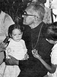 Bishop Romero...his is an amazing story...watch the film if you ever get a chance!