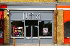 Here's a look at Uffizi's glamorous Battersea studios. Stop in at their 'Blow Bar' at the White Christmas Fair for glossy locks and an instant boost!