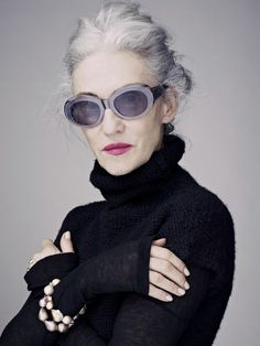 Natural hair - LINDA RODIN