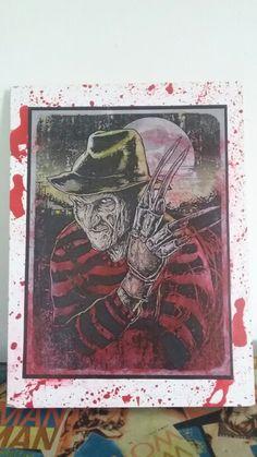 Quieres uno en cuentralo en www.facebook.com/visionscc  #visionscc  fabricado por #la_cerecienta #Freddy kruger
