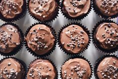 Vegan Chocolate Cupcakes | Shivani Loves Food