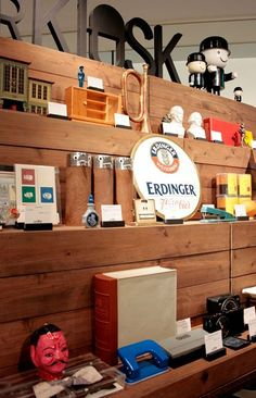 SIR KIOSK | 2014.6.6ー6.25 at The Conran Shop Marunouchi