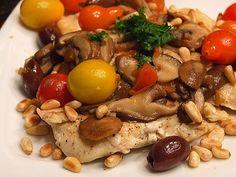 Mediterranean Chicken #recipe