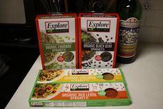 Delicious vegan, gluten-free, non-GMO pasta + recipes at MelindaGale.com