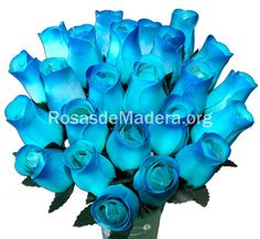 Rosa azul claro en degradado azul oscuro Garden, Flowers, Plants, House, Dark Blue, Light Blue, Blue Nails, Pink Gifts, Wooden Flowers