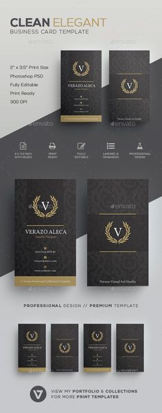 Modern Elegant Business Card Template Elegant Business Cards - Buy business card template