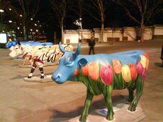 Cow Parade Madrid 2009