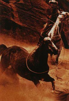 Richard Prince, Untitled (Cowboys) (1986)