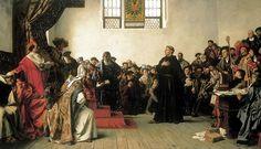 Centro Familiar Presbiteriano: La era de los reformadores: Se desata la tormenta