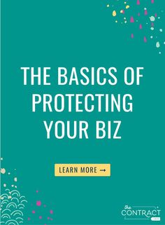 These are the most important legal elements of your business, and you should make sure you have them in place ASAP. Creative Business, Business Tips, Online Business, Successful Business, Online Entrepreneur, Business Entrepreneur, Financial Tips, Starting A Business, How To Start A Blog