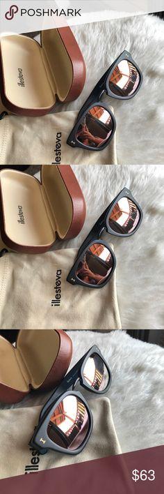 Women's sunglasses Illesteva sunglasses like new worn once, hand made in Italy. Illesteva Accessories Sunglasses