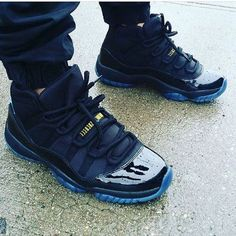 Ideas Sneakers Blue Nike Air Jordans For 2019 Nike Free Shoes, Nike Shoes Outlet, Running Shoes Nike, Zapatillas Nike Jordan, Zapatillas Casual, Nike Air Jordan 11, Air Jordan Shoes, Sneakers Fashion, Fashion Shoes