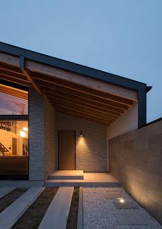 大屋根の垂木の家   注文住宅なら建築設計事務所 フリーダムアーキテクツデザイン