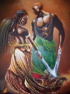 Oxum & Ogum