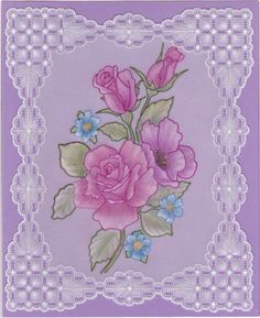 Image detail for -parchment craft Hand Embroidery Projects, Machine Embroidery Designs, Parchment Design, Diy And Crafts, Paper Crafts, Parchment Cards, Card Making Tips, Fall Cards, Ribbon Embroidery