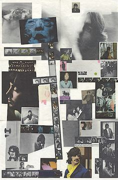 the white album poster.lyrics to all the songs on the back side and also included in the double album package were the four individual pics i'll post next. Fender Acoustic Guitar, Acoustic Guitar Lessons, Guitar Songs, Eric Clapton, Paul Mccartney, Best Guitar Players, The White Album, Hanging Posters, The Fab Four