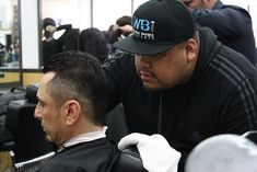 Men's haircuts are anything but basic at WBI! Our barbers have skills and style! . . . . . . . . #haircut #menshair #barbercut #barber #hair #barberschool #hairschool #hairstylist #healthyhair #beautyschool #barbershop #barberlife #westernbarberinstitute