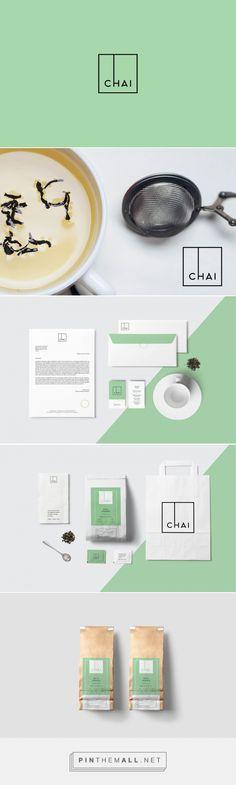 Chai Tea Shop Branding by WeDesignStuff Brand Identity Design, Graphic Design Branding, Corporate Design, Logo Design, Tea Packaging, Brand Packaging, Packaging Design, Web Design, Logo Inspiration