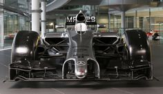 McLaren Reveals Its 2014 Formula One Car. And it is awesome!! Hit the image to see... #F1 #Racing #Beast