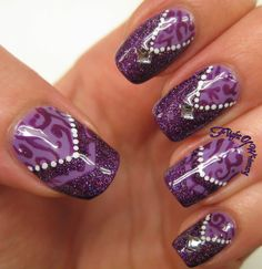 Baroque in Purple