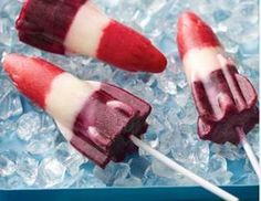Red White & Lemonade Pops