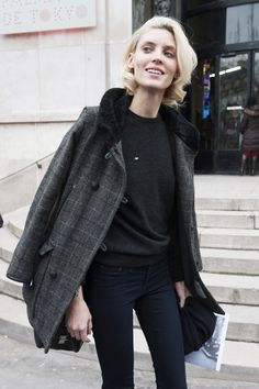 Paris Street Style - styled for comfort