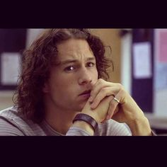 Patrick Verona - Heath Ledger. 10 things I hate about you