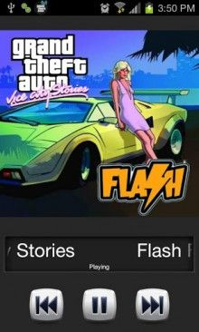 Listen to Grand Theft Auto's fictional radio shows with this Android app
