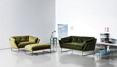 Divano modello New York Suite- Saba Italia