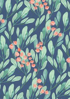 Flyleaf florals vol.II on Behance