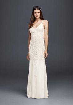 David's Bridal DB Studio Style 061916730 Wedding Dress photo