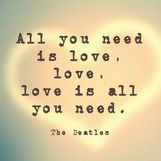 #love #beatles