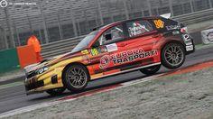 Subaru Impreza with Anthracite EVO Corse wheels! - Monza Rally show 2015 #evocorse #racing #wheels #subaru #impreza #color #rally