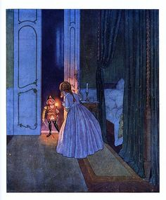 Artuš Scheiner - illustration from E.T.A. Hoffmann's 'The Nutcracker and the…