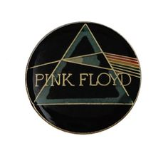 "PINK FLOYD Dark Side Of The Moon vintage enamel pin rock band music badge 1982 licensed by VintageTrafficUSA  17.00 USD  A Rare vintage Pink Floyd pin from 1982! 1982 PINK FLOYD MUSIC LTD printed on back. Excellent condition! Measures: approx 1"" Came out in conjunction with the The Wall movie and 1982 US Tour! 30 years old hard to find vintage high-quality cloisonne lapel/pin. Beautiful die struck metal pin with colored glass enamel filling…"