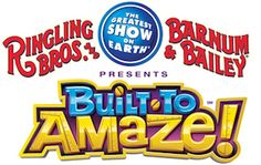 "ENTER to WIN 4 Tickets to see RIngling Bros. and Barnum & Bailey ""Built to Amaze"" at Palace of Auburn Hills - ENDS 10/21/2014 http://ow.ly/CDbed"