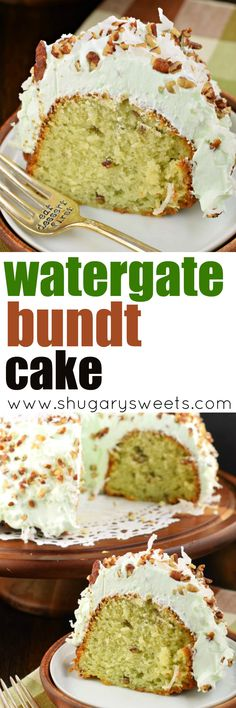 This Watergate Bundt