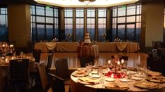 Reception at Stockton Golf & Country Club. Head table.