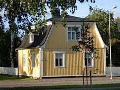 Blokhut tuinhuis schilderen buiten houtverf matte verf