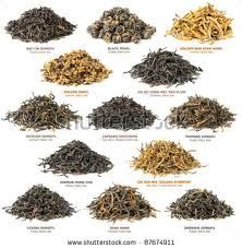Famous chinese black tea