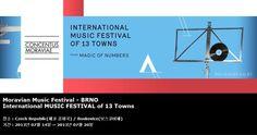 Moravian Music Festival - BRNO International MUSIC FESTIVAL of 13 Towns