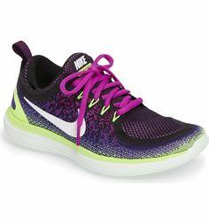 Main Image - Nike Free Run Distance 2 Running Shoe (Women)