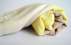 Handwoven Turkish Towel Peshtemal Natural Soft by TheAnatolian, $28.50