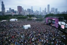 Grant Park, Chicago Events
