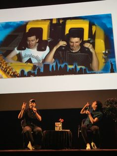 Dan and Phil at the DAPGOOSE London on 2nd November 2016